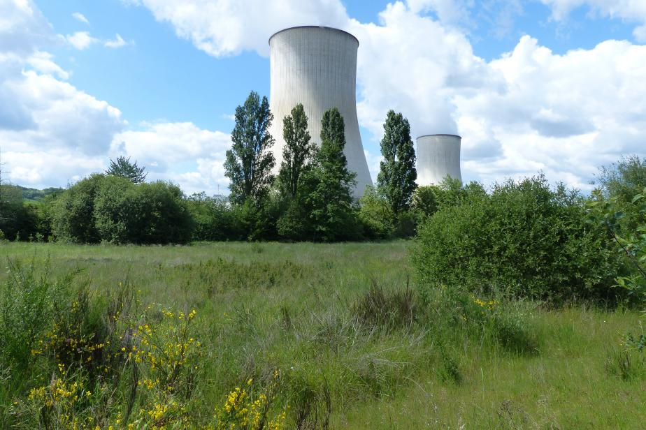 Centrale nucléaire de Civaux © Cindy Fournier