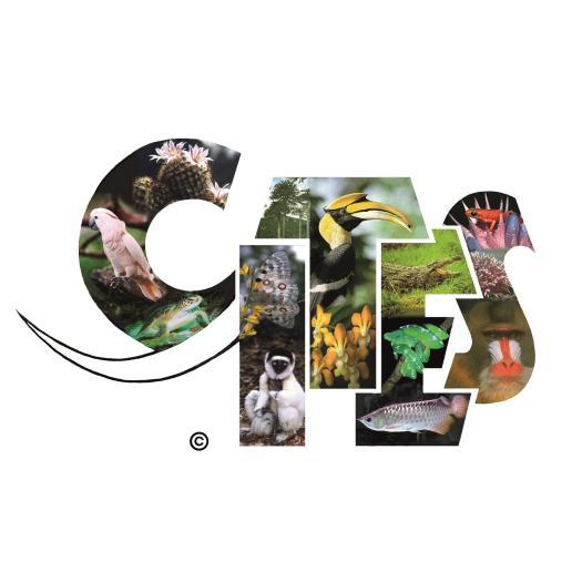 Logo CITES couleur