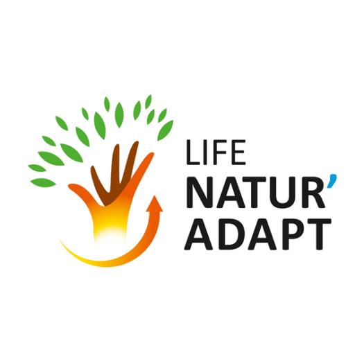 Logo LIFE NaturAdapt