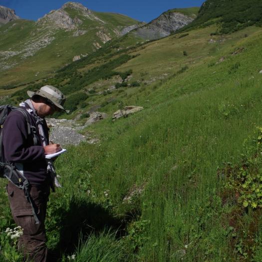 Evaluation bas-marais calcaires - M. Mistarz