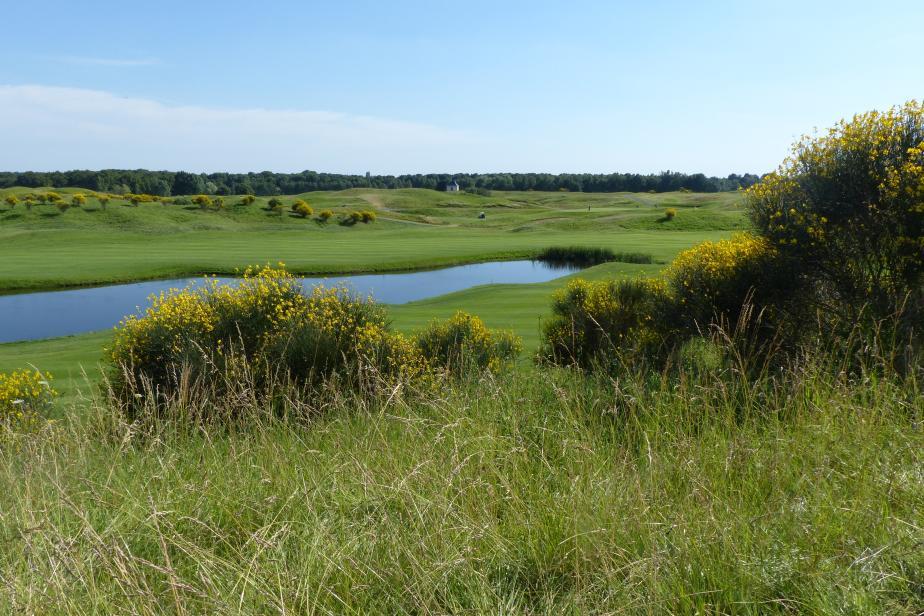 Parcours de l'Albatros - Golf National (Guyancourt, Yvelines) © Océane Roquinarc'h