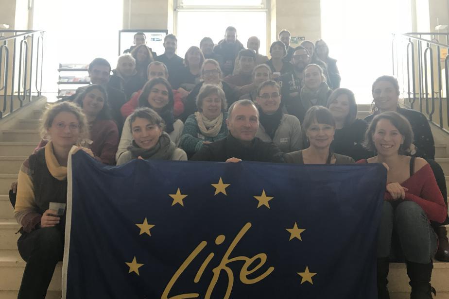Séminaire de lancement du LIFE, Rochefort, Décembre 2018