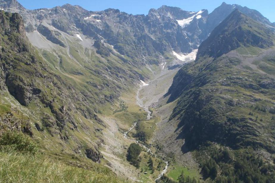Site Natura 2000 dans le Parc naturel des Écrins © A. Rouveyrol