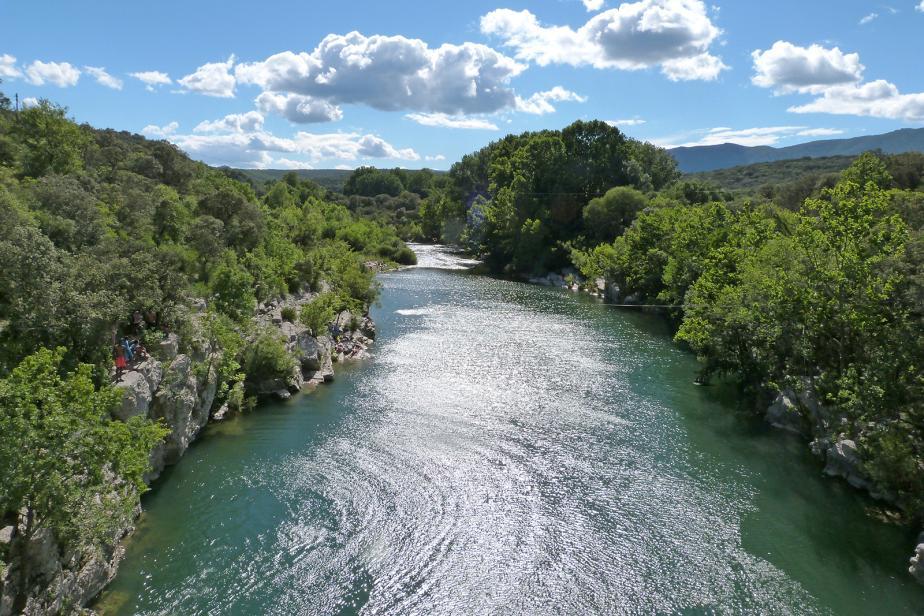 Gorges de l'Hérault © J. Ichter