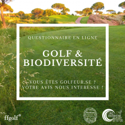 Golf et biodiversité
